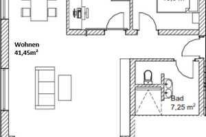 3.5 Zimmer Wohnung in Freyung-Grafenau (Kreis)
