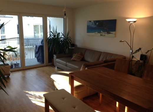 Stilvolle 2,5-Zimmer-Wohnung mit Balkon und EBK in Obermenzing, München