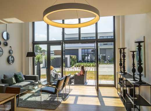 Modernes Wohnen im Industriedesign - Etagenloft mit Einbauküche zum Erstbezug