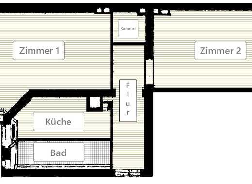 2-Zim-Altbauwohnung mitten im Moabiter Kiez