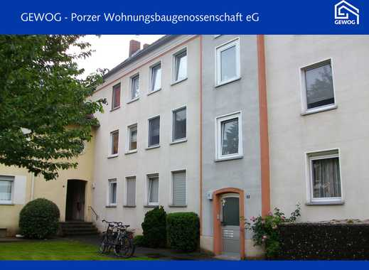 Schöne, kleine 3 Raum (Altbau)-Wohnung mit Balkon in zentraler Lage