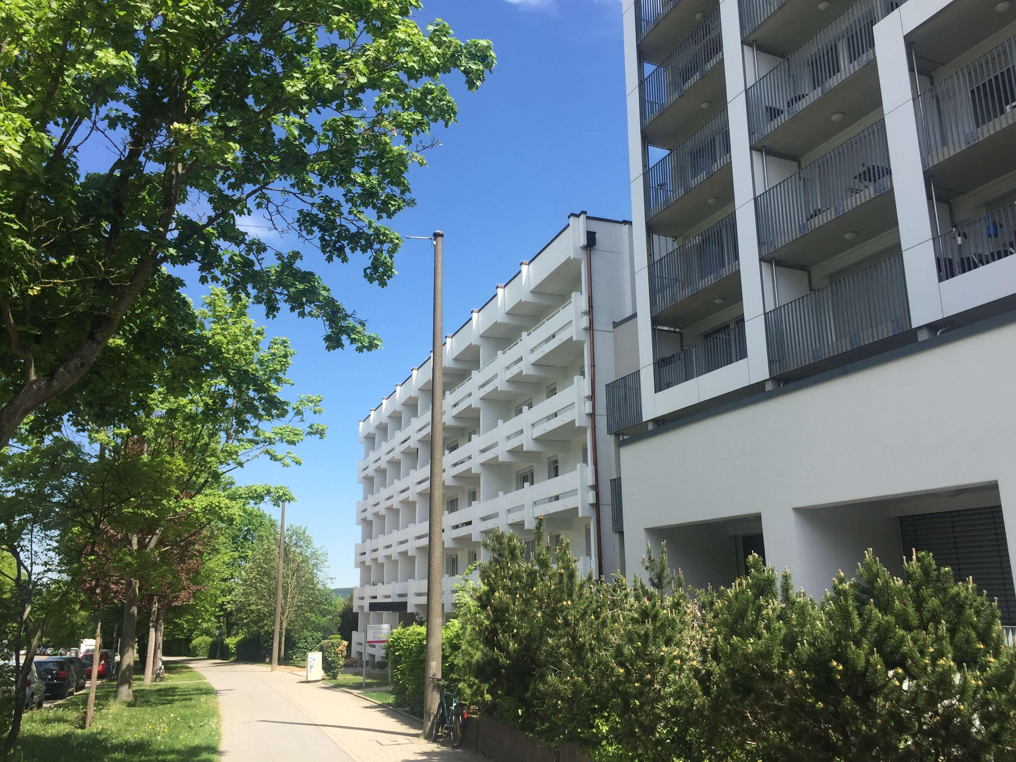 Schöne helle 2 Zimmerwohnung ab 1.4. oder früher in Kumpfmühl-Ziegetsdorf-Neuprüll (Regensburg)