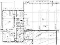 19 VH3605 Moderne Hallenfläche mit