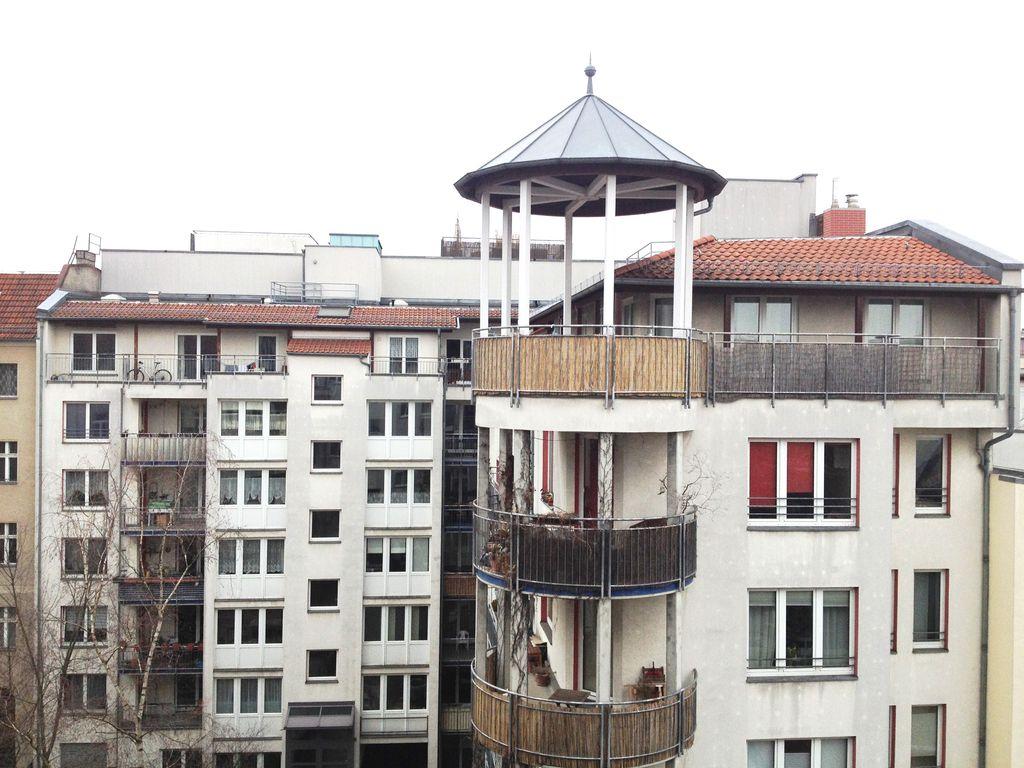 Terrasse Turmspitze