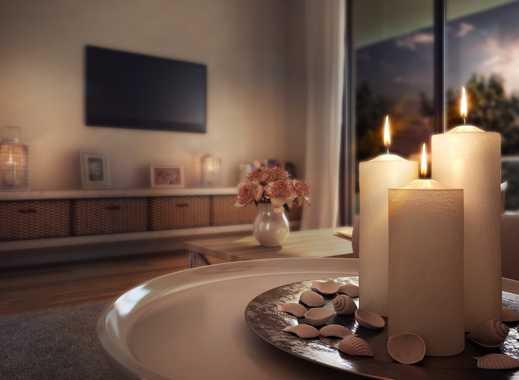 In zentraler, ruhiger Lage im Grünen! Stilvolles Apartment mit Gaskamin für besondere Gemütlichkeit