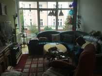Gepflegte Etagenwohnung im Villenviertel