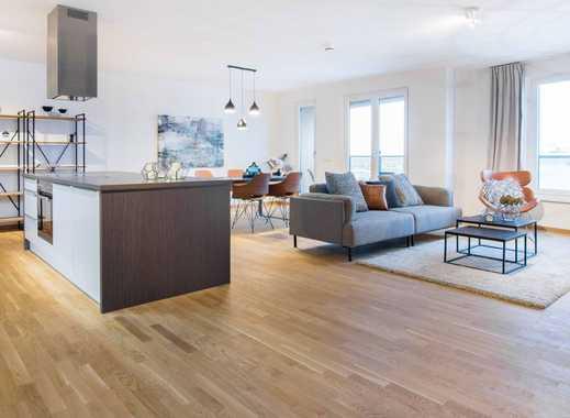 Urbanes Leben auf hohem Niveau 3-Zimmer-Familienwohnung auf ca. 126 m²