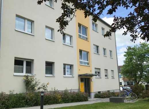 Zentral und im Grünen: Wohnung für eine junge Familie
