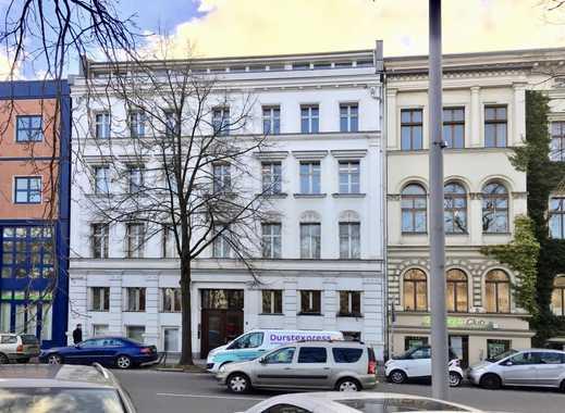 Ruhige, charmante 3-Zimmer-Wohn. im stilvollen Altbau, Seitenflügel, Hochparterre, Berlin-Tiergarten