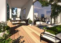 Bild 3-Zi. Gartenwohnung - Willkommen in den GARDEN APARTMENTS
