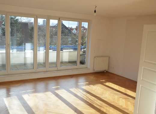 Sonnige 3 Zimmer Penthouse-Wohnung in Berlin, Karlshorst (Lichtenberg)