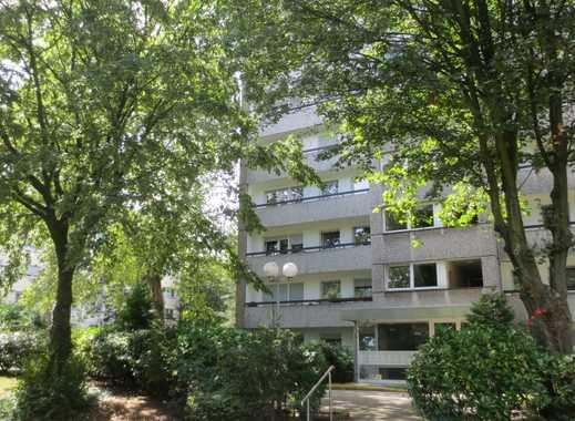 Gut aufgeteilte, helle Balkon-Wohnung Nähe Innenstadt