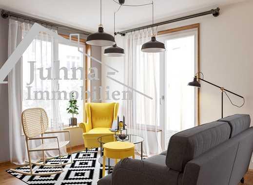 Wie geschaffen für Familien: 5 Zimmer, 2 Bäder... Erdgeschosswohnung mit Souterrain!