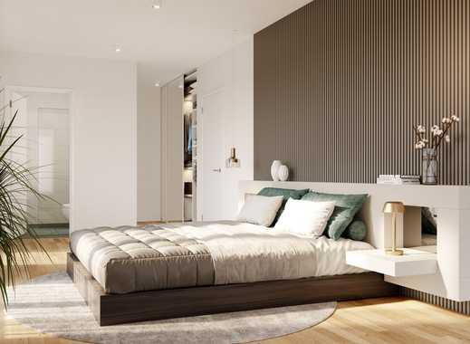 Ganz auf Ihr Wohngefühl abgestimmt! Hochwertige 3-Zimmer-Wohnung mit Tageslichtbad und großer Loggia