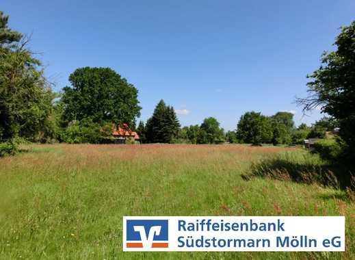 Gudow am See ! Hamburg 30 Minuten ! Komplettes Baugebiet mit B-Plan! Erschließung für Profis !