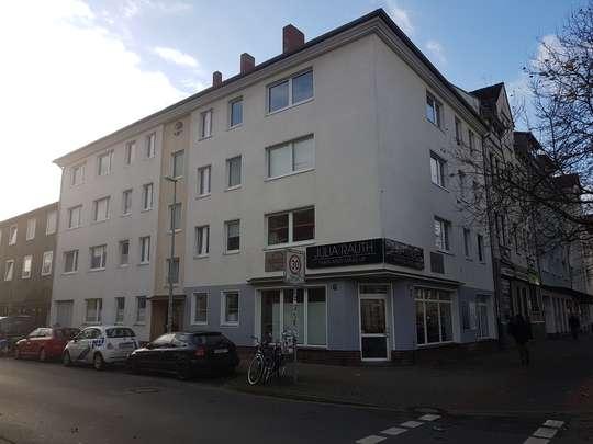 Großzügige 2-Zimmer Wohnung in der Nordstadt, Kornstr. 39