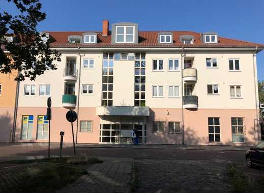 Barrierefreie 1-Raum-Wohnung mit Balkon und Stellplatz!