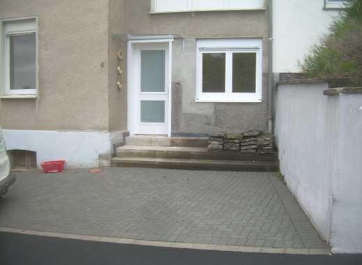 4 Zimmer-Wohnung im 1 EG   mit Terasse und Gartenbenutzung
