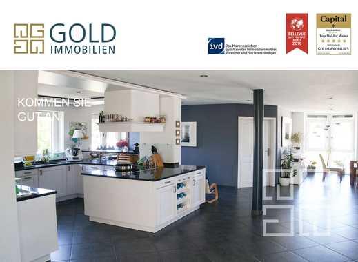 GOLD Immobilien: Maisonette-Wohnung mit eigenem Garten und EBK im beliebten Finthen
