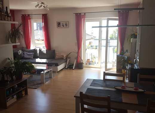 Gepflegte 2-Zimmer-Wohnung mit Balkon und Einbauküche in Mainz-Bingen (Kreis)