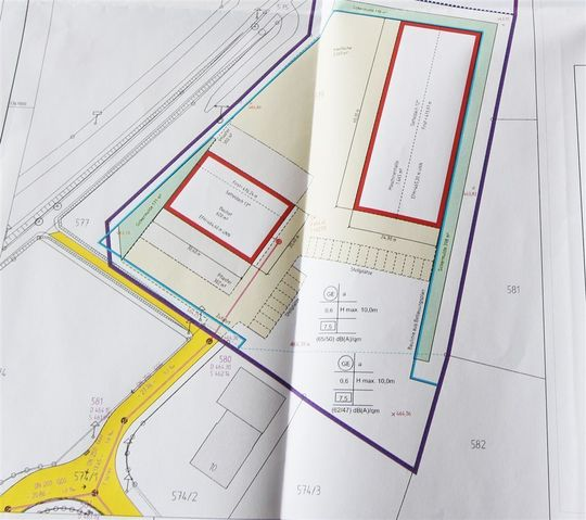 Beispiel Projektierung