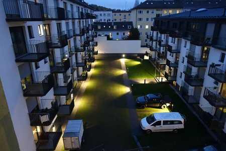 Schwabinger Gerberhöfe: 4,5-Zimmer-Wohnung mit zwei Balkonen, München in Schwabing-West (München)