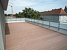 76 m² Dachterrasse! Grandios!