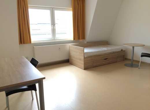 Ideal für Studenten & Azubis!Neubau zentral, modernes Duschbad & teilmöbliert!