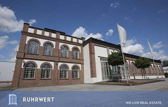 Gebäudeansicht von PROVISIONSFREI! KREBBER 55! Charakteristische Loftflächen in außergewöhnlicher Backstein-Immobilie!