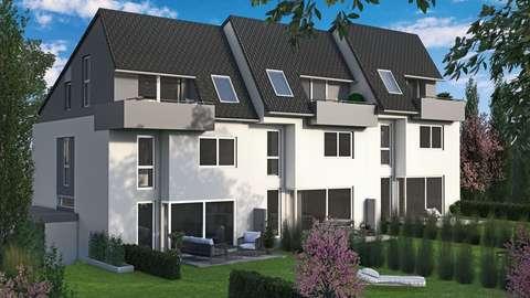 Sulzbacher Trio Nur Drei Moderne Architektenhauser In