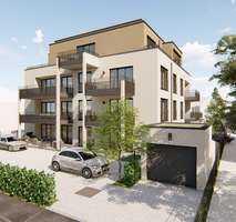 NEUBAU Erstbezug: schöne, helle und zentrale 2-Zimmer-Wohnung mit Einbauküche & Balkon in Ingolstadt in Nordost (Ingolstadt)