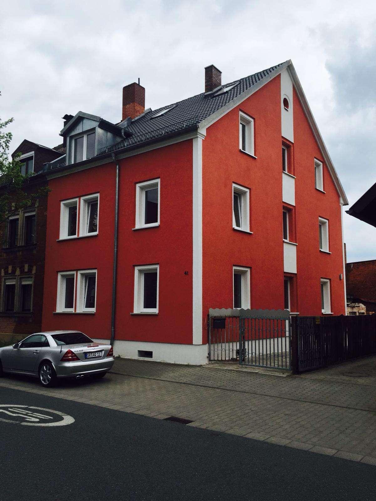 KRISTAN Immobilien: Neurenovierte 3 Zimmer Wohnung in Bayreuth zu vermieten in