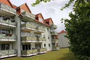 2 Zimmer Wohnung in Parchim (Kreis)