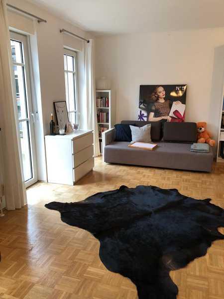 Schön große und zentrale, aber ruhige 1-Zimmer-Wohnung in City (Bayreuth)