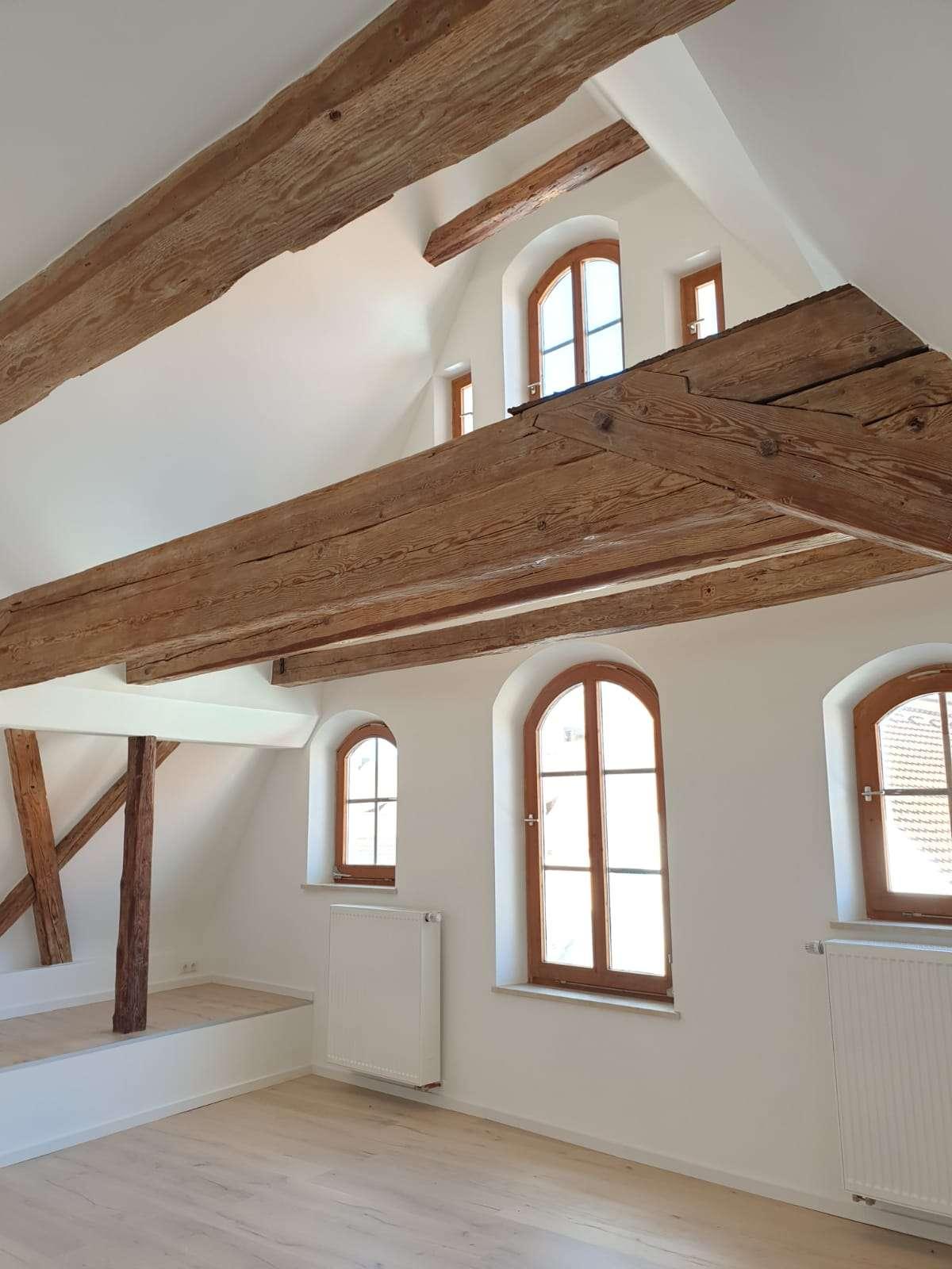 Altbau-Galeriewohnung im Herzen der Stadt Landshut! in Altstadt (Landshut)