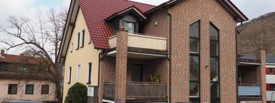 TOP Lage! 2 Balkone;  3 Zimmer; DG Hausberge Zentrum