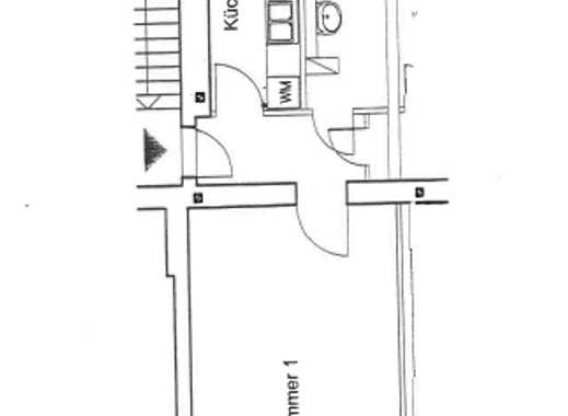 Helmholtzkiez - traumhafte 1-Raum mit 42 qm