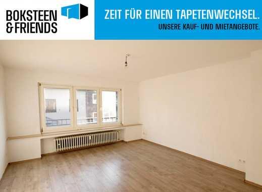 Große und gepflegte 2,5-Zimmer-Wohnung im Zentrum von Sterkrade!