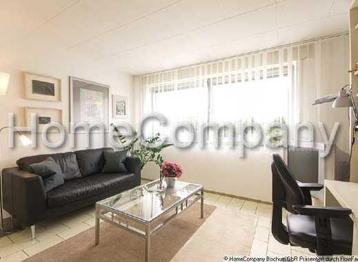 Hell und freundlich möblierte Wohnung, ruhig gelegen in Bochum-Stiepel. Geeignet für Berufspendler.