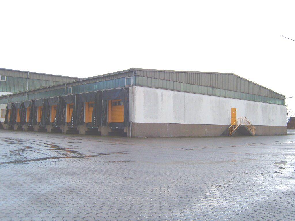 Umschlaghalle