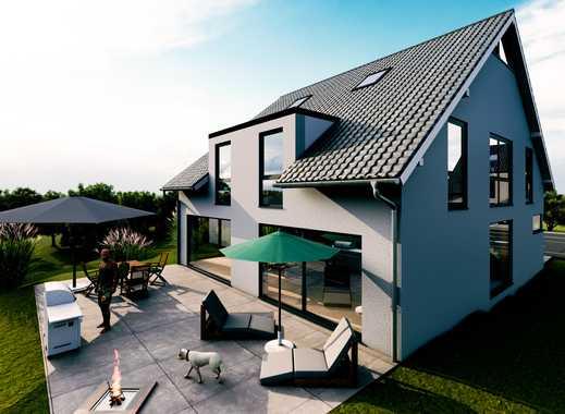 Top Lage in Holthausen - Exklusives modernes Einfamilienhaus 168m² mit Keller 96m² (schlüsselfertig)