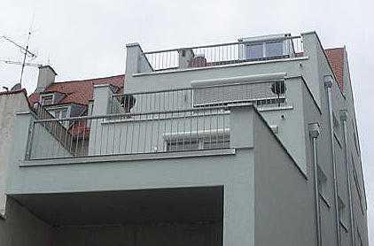Wohnung im Loft-Stil mit Südterrasse in Augsburg-Innenstadt
