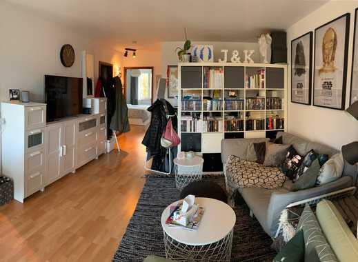 Stilvolle, gepflegte 2-Zimmer-Terrassenwohnung  mit EBK in Gerlingen