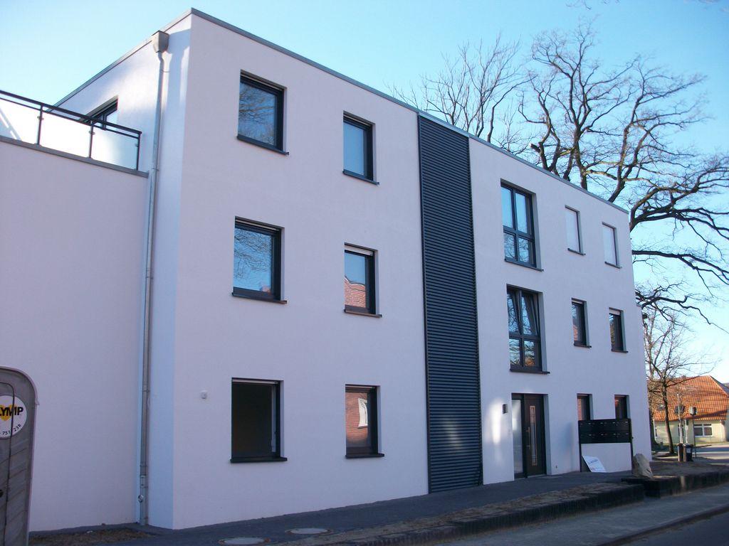 High Quality NEUBAU STADTVILLA Hegebergstraße: Großzügige 2 Zimmer Penthouse Wohnung Mit  Großer Dachterrasse