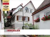 Sanierungsbedürftiges Einfamilienhaus mit Gestaltungspotential in