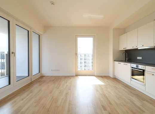 Wohlfühlkomfort garantiert - 3 Zi, 79 qm, Einbauküche und Balkon zum Erstbezug
