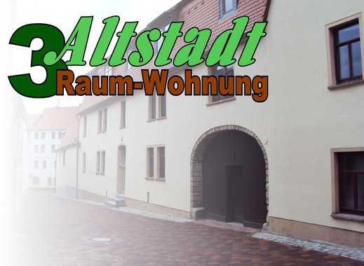 3-Raum-Wohnung über 2 Etagen ... in Querfurt