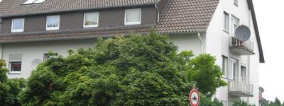 Freundliche Wohnung mit Terasse und Garten in Innenstadtnähe von Bad Oeynhausen, renoviert