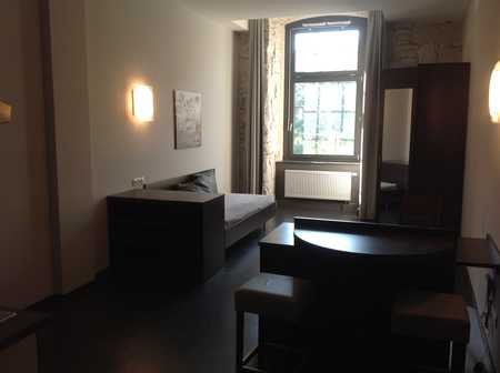 1-Zimmer-Appartement; Frei ab sofort in Insel (Bamberg)