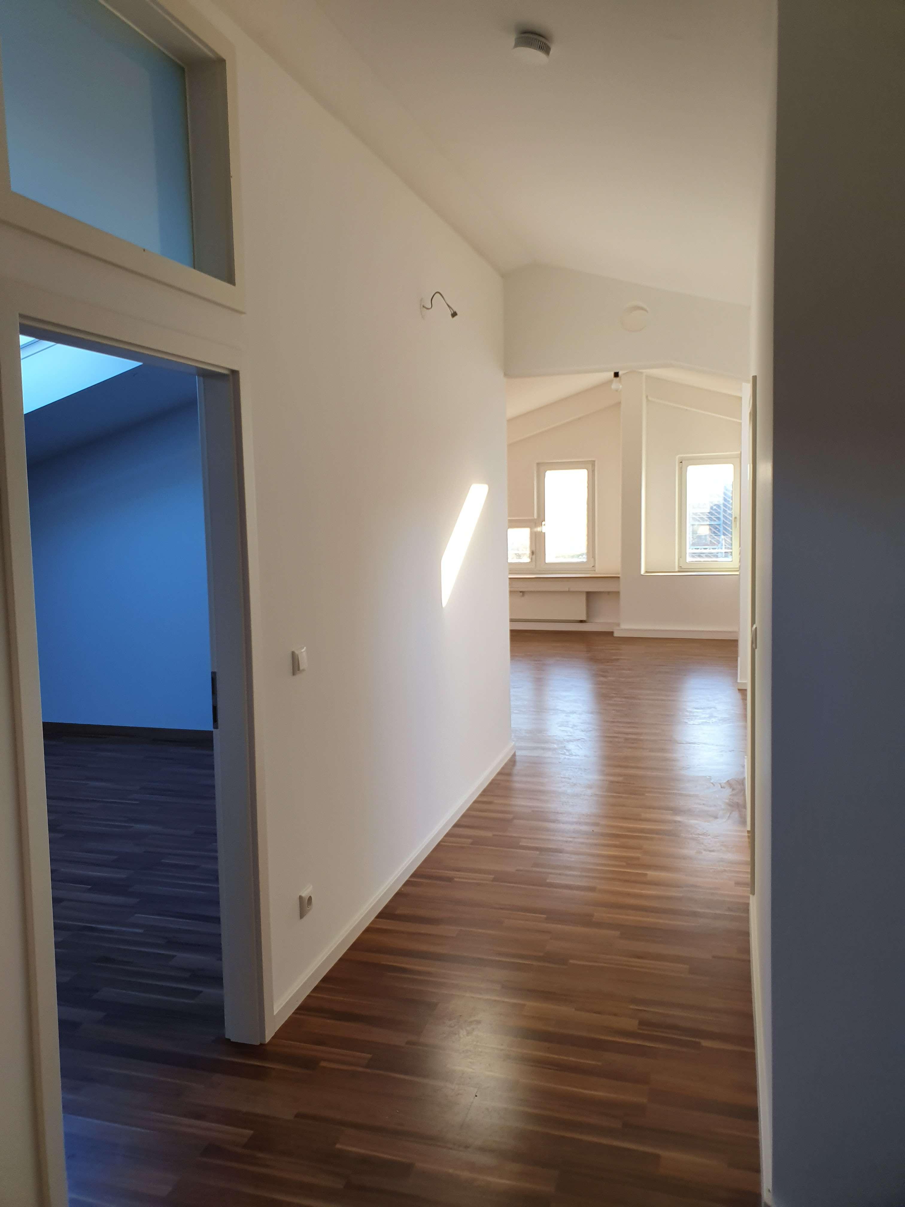 Charmante 3-Zimmerwohnung mit intelligenter Raumaufteilung - Erstbezug nach Sanierung in